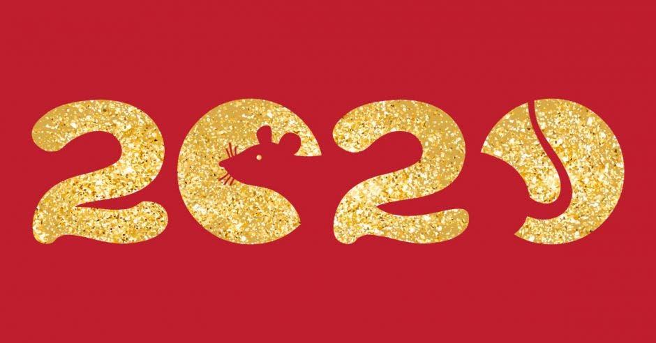 Foto del año nuevo chino