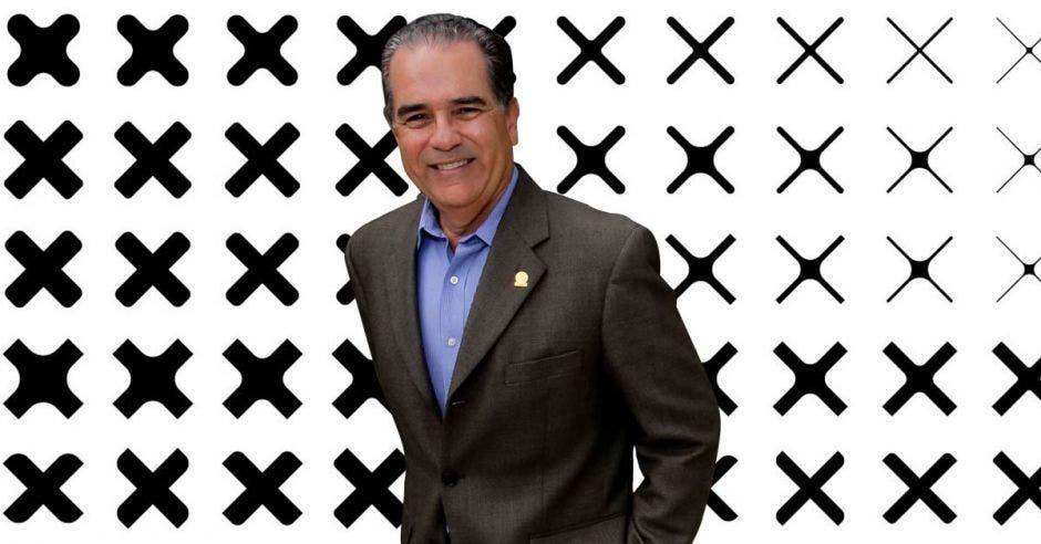 José Manuel Quirce, Presidente de CRECEX. Archivo/La República.