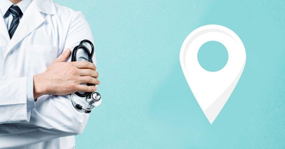 Una imagen de un doctor