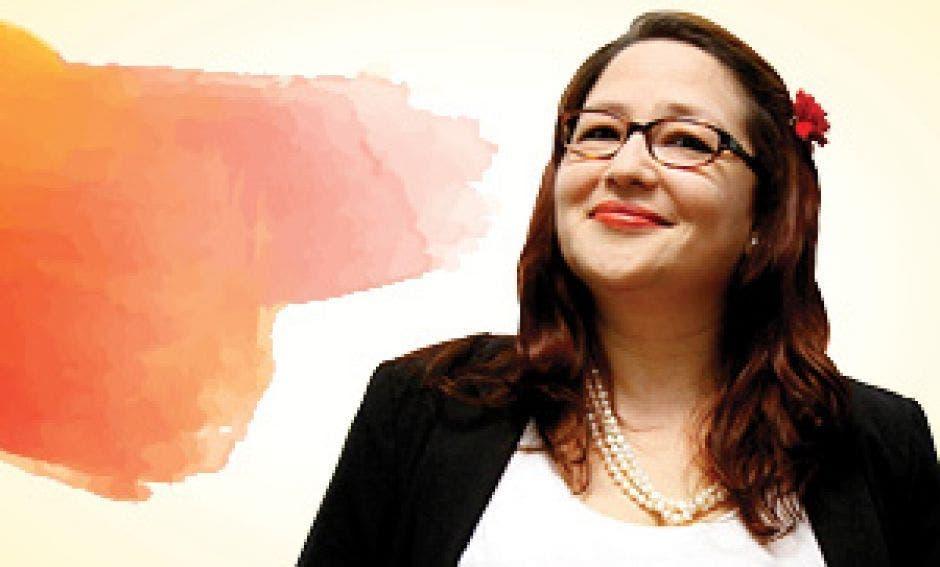 Blogger Larissa Arroyo