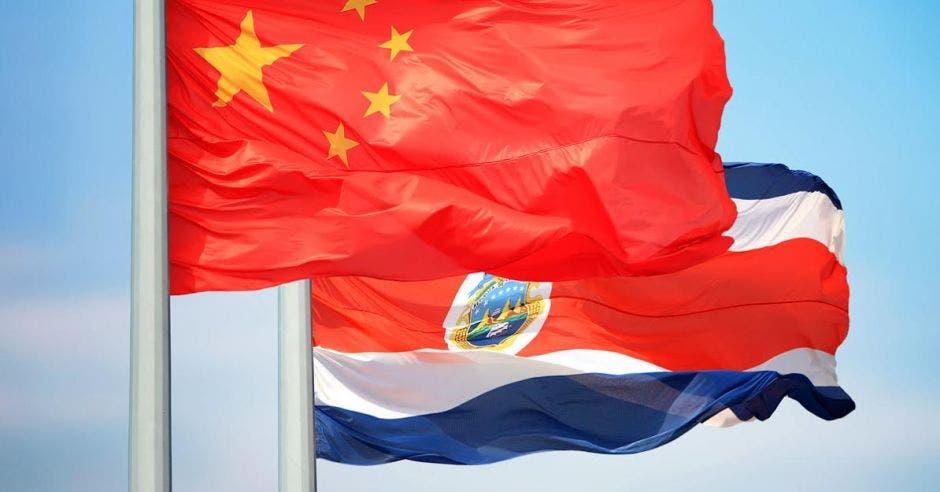 Costa Rica y China tienen 12 años de relaciones diplomáticas. Elaboración propia/La República.