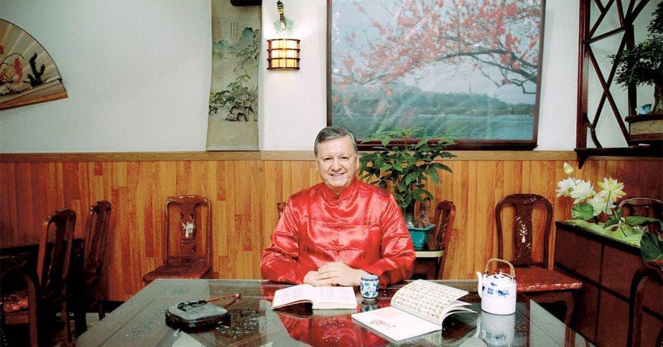 Marco Vinicio Ruiz  Ministro de Comercio Exterior 2006-2010  Embajador en China 2010-2014