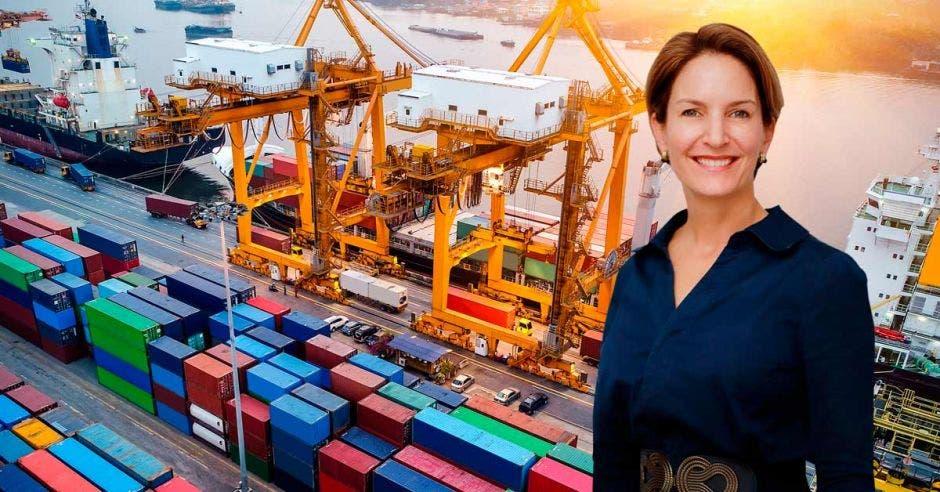 Ministra de Comercio Exterior de Costa Rica