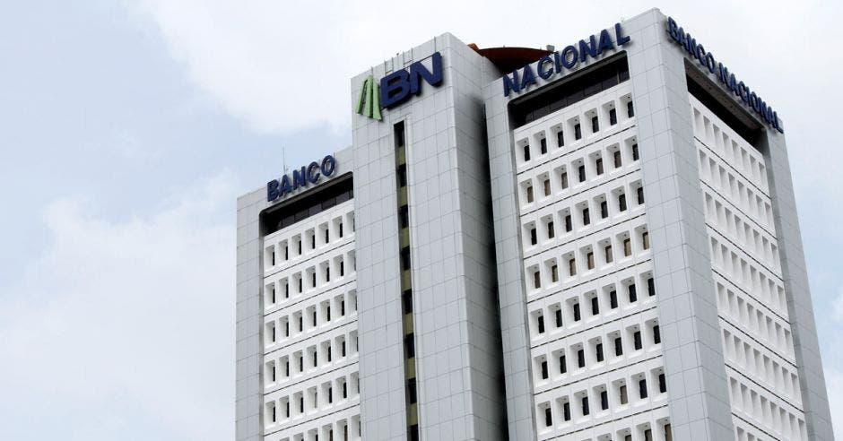 Fotografía de instalaciones del Banco Nacional