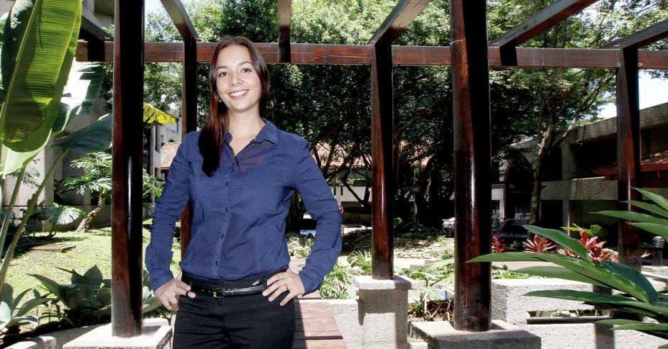 Adriana Rodríguez, economista
