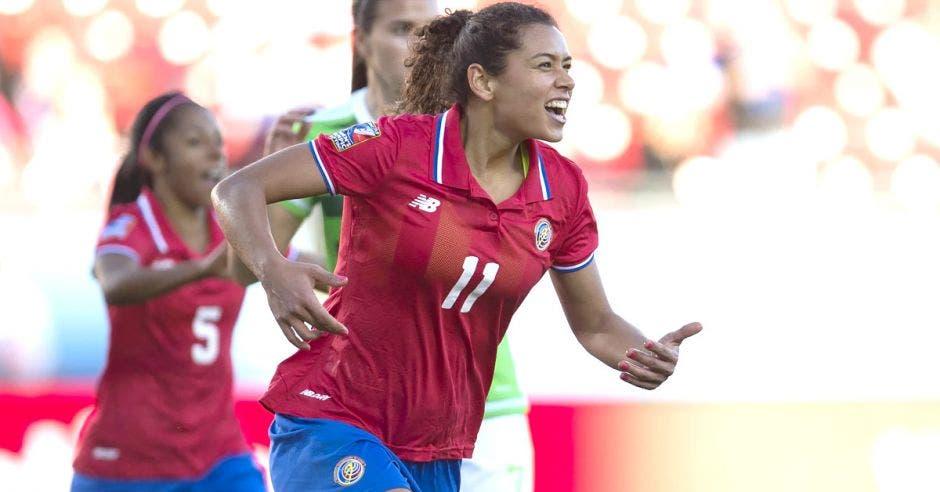 Raquel Rodríguez bajó a la cintura: acierto táctico