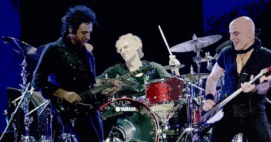 Soda Stereo en concierto