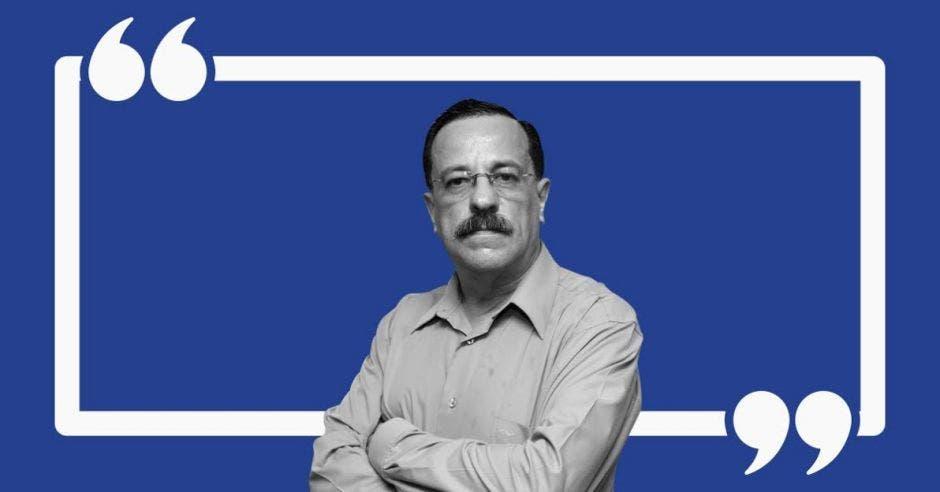 Albino Vargas, secretario ANEP.
