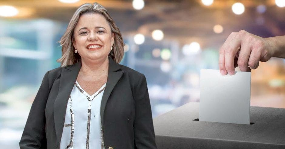 Karen Porras, directora ejecutiva de la Unión de Gobiernos Locales. Archivo/La República.
