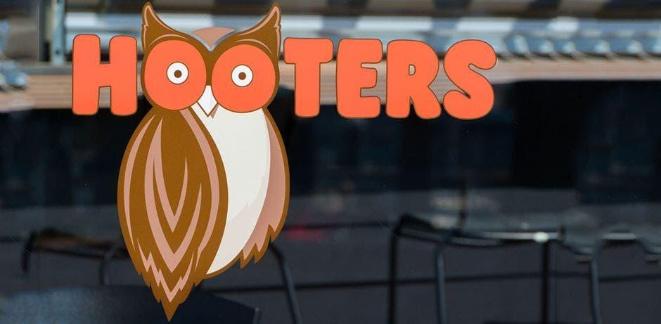 El buho simbolo de hooters