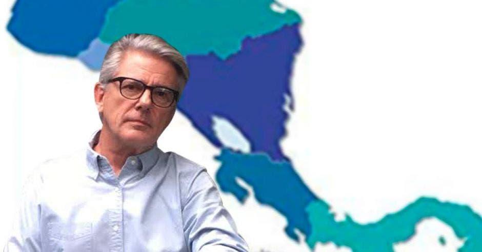 Mark Denton es estratega con 30 años de experiencia en la región. Cortesía/La República.