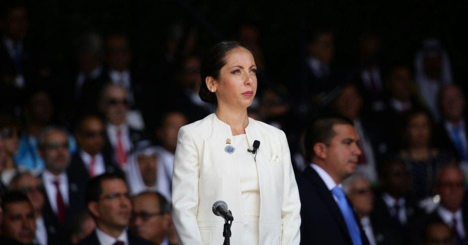 Carolina Hidalgo, diputada del PAC. Archivo/La República.