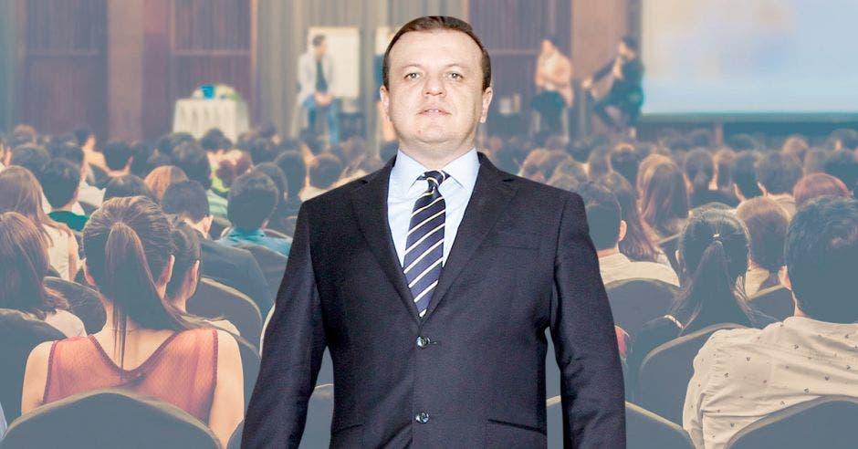 El congreso se celebrará el próximo martes 27 de octubre en el hotel Intercontinental, confirmó Alonso Elizondo, director ejecutivo de la Cámara de Comercio. Archivo/La República.