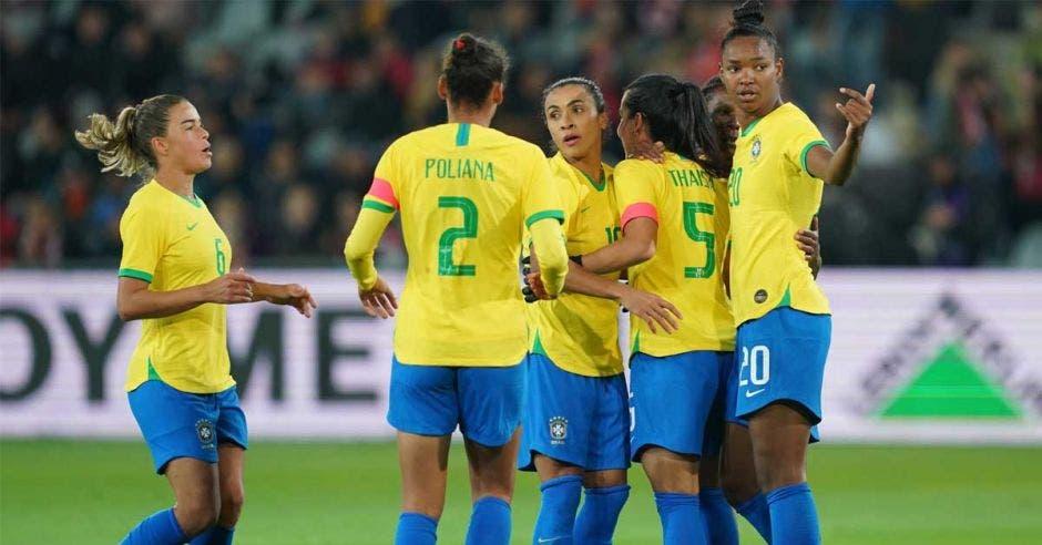 jugadoras brasil