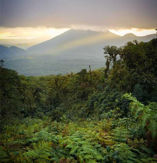 Cacho Negro visto desde Cerro