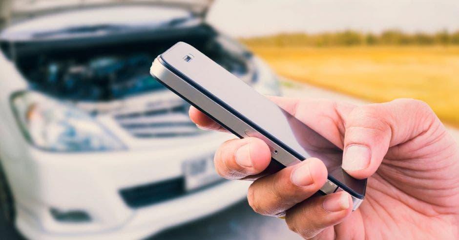 App para rescate en carretera