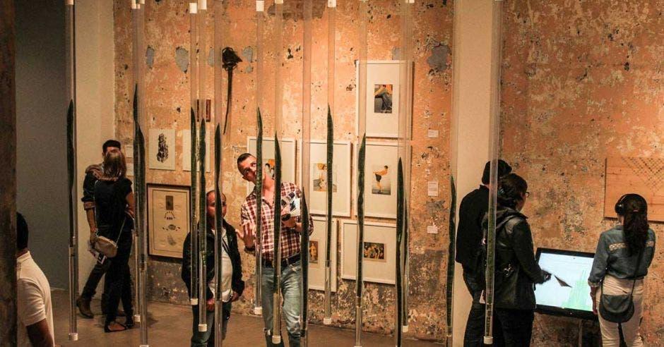 Exposición de arte