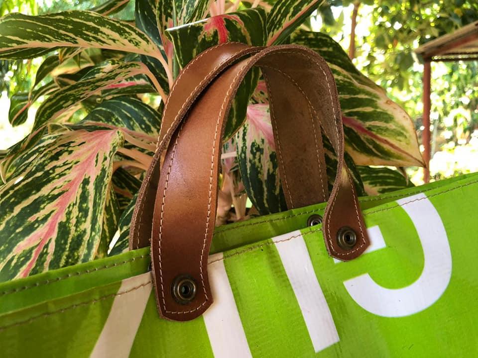Diseño de bolsos elaborados por Miguel Cruz