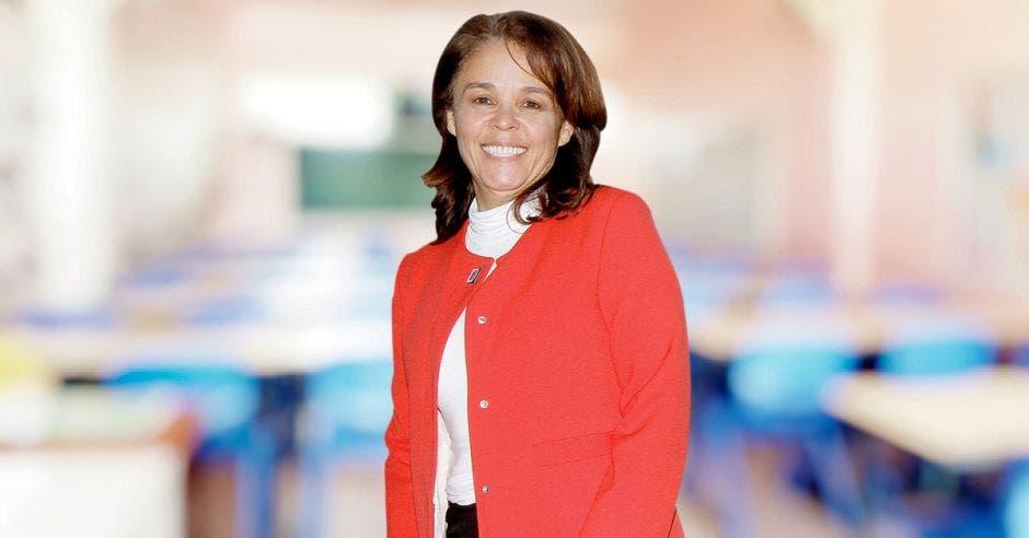 Isabel Román, coordinadora Estado de la Educación