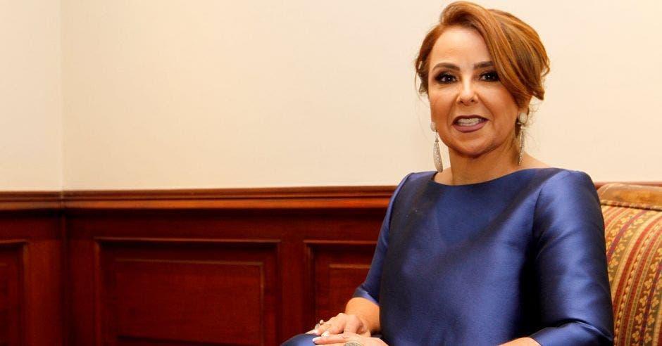 Laura Bonilla presidenta de Cadexco