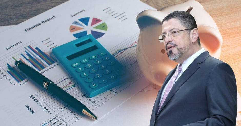 Levantar el secreto bancario permitiría al Estado conocer los activos, los ingresos y los gastos de las empresas y personas físicas, según Rodrigo Chaves, ministro de Hacienda. Cortesía/La República.