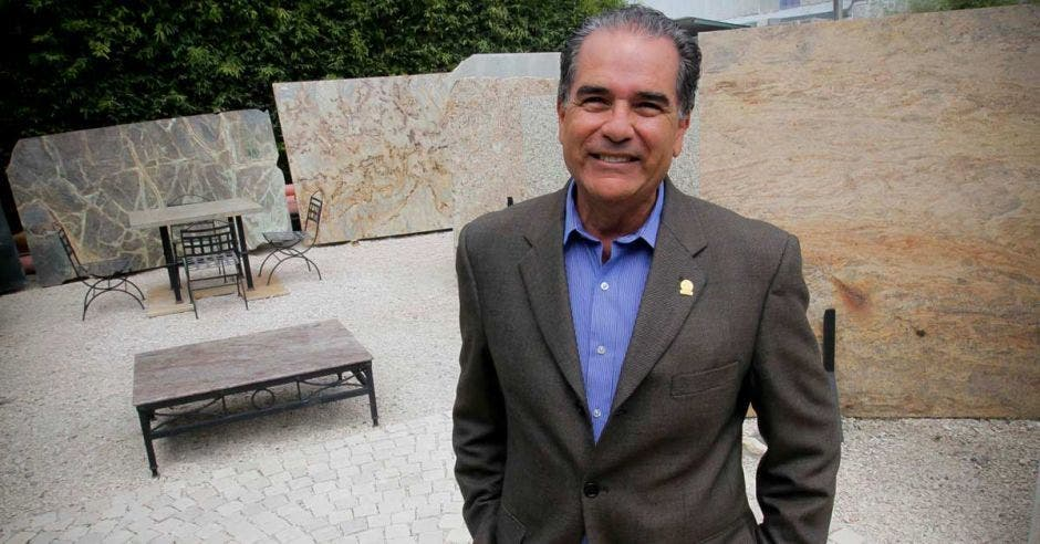 José Manuel Quirce, presidente de Crecex. Archivo/La República