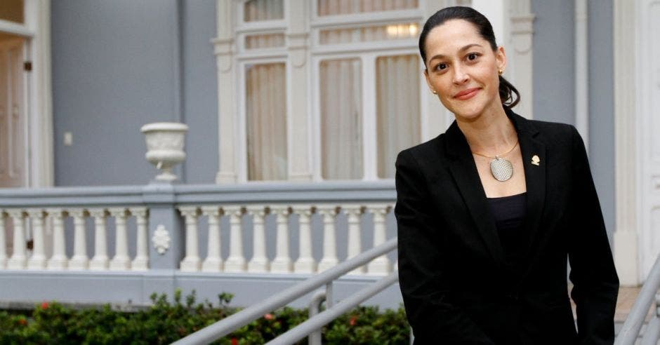 María Inés Solís, diputada PUSC. Archivo/La República.