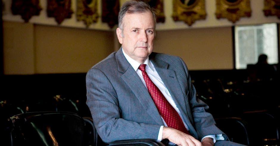 La comparecencia de cinco horas fue, en parte, un ajuste de cuentas contra Ottón Solís, quien durante 20 años ha acusado de corrupción a otras agrupaciones y a sus líderes. Cortesía/La República.