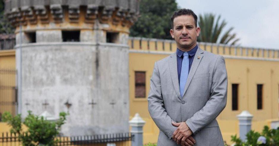 Ignacio Alpízar de Nueva República. Archivo/La República.
