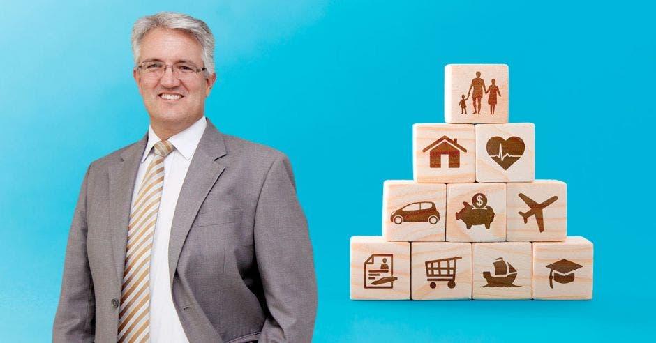 Tomás Soley, superintendente de seguros