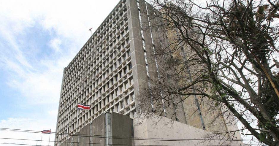 Edificio central  del INS