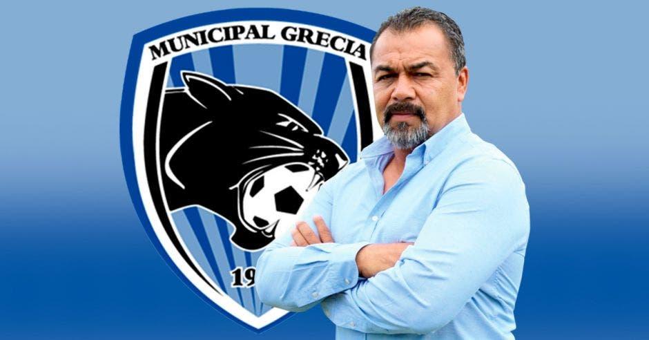 Fernando Palomeque, técnico atrevido y desafiante