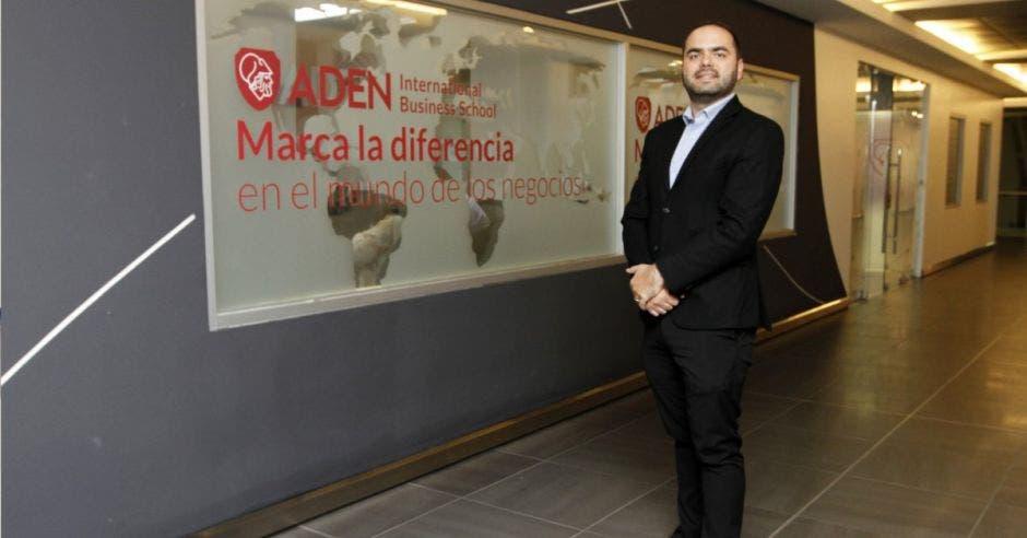 Mauricio Sánchez, director ejecutivo de ADEN.