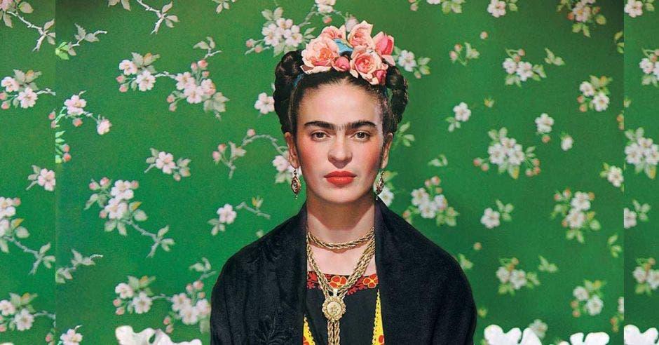 Pintura de Frida Kahlo