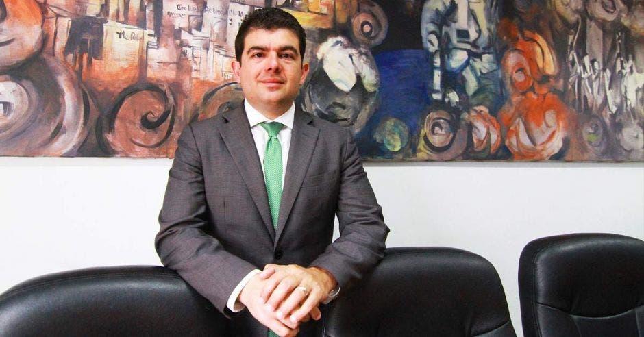 Alvaro Ramos, superintendente de pensiones