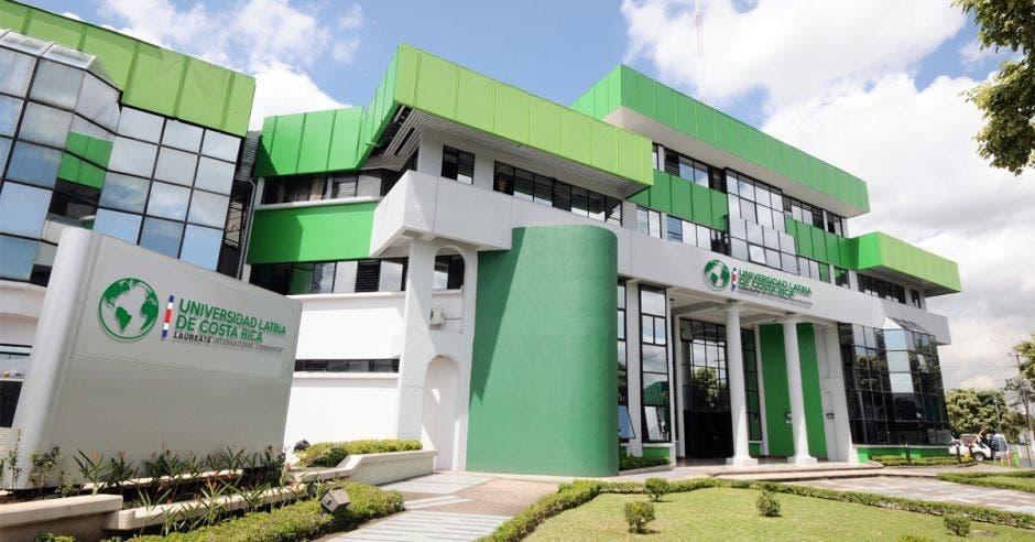 Instalaciones universidad Latina san pedro