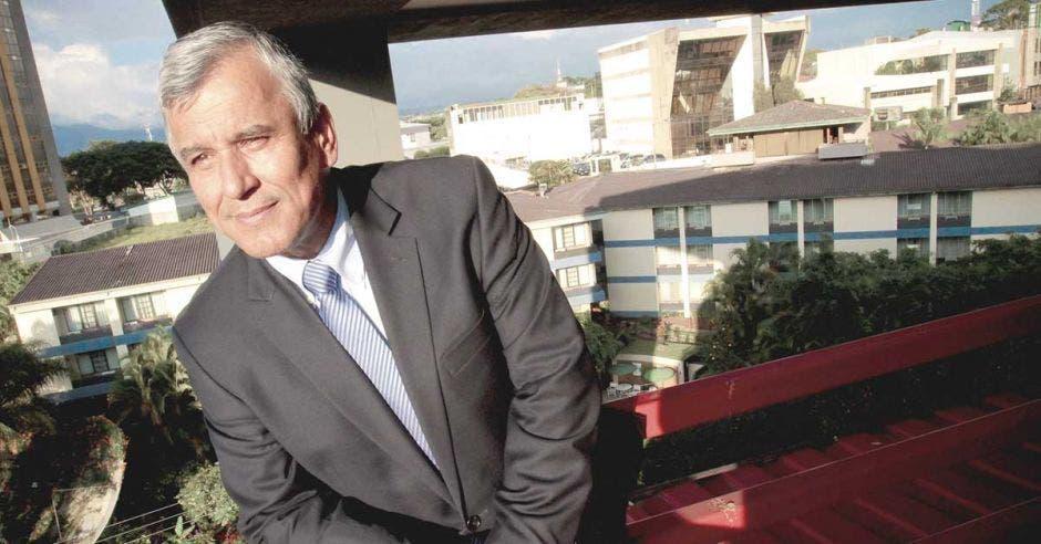 Víctor Morales, exministro de la presidencia. Archivo/La República.