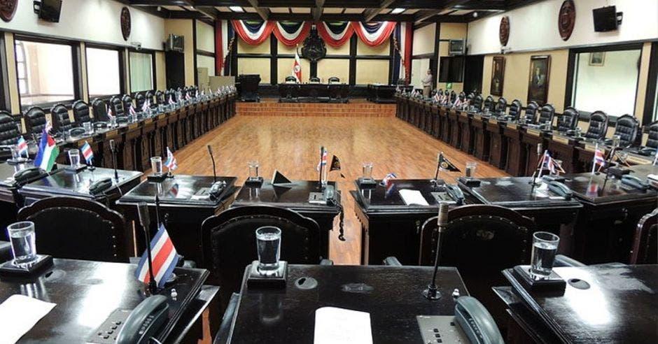 Voto de Censura, Asamblea Legislativa