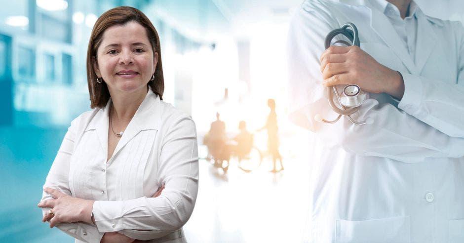 María Luisa Ávila, pediatra infectóloga y exministra de Salud.