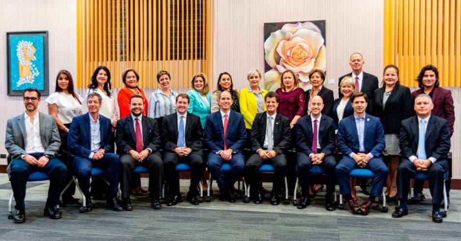 junta directiva camara de comercio 2020