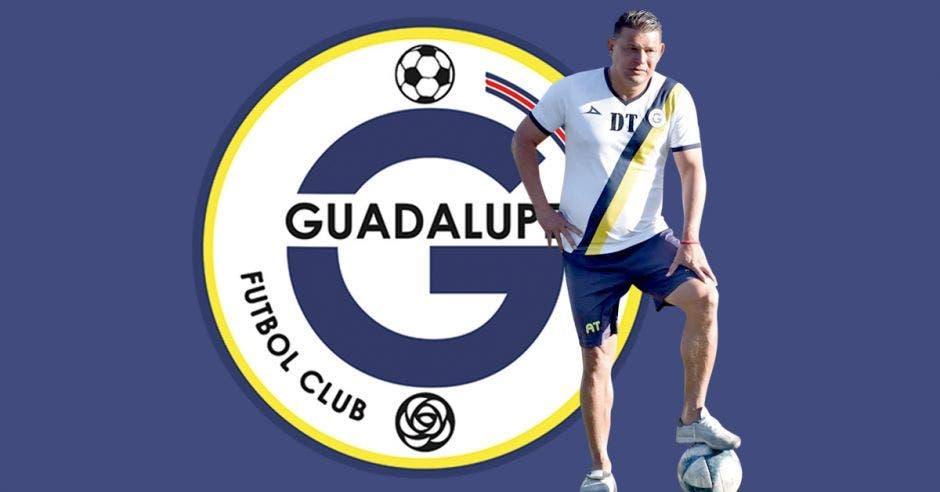 Geiner Segura, DT de Guadalupe a defender el cuarto lugar en San Carlos