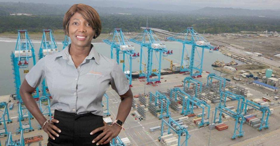 Lisbeth Thomas, directora de Recursos Humanos y Relaciones Laborales de APM Terminals
