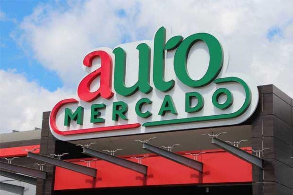 Rotulo de auto  mercado