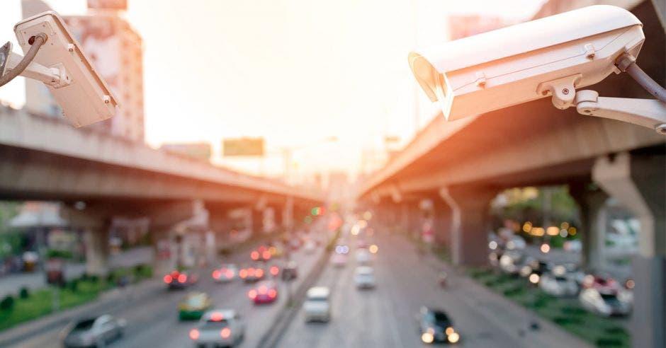 cámaras en carreteras