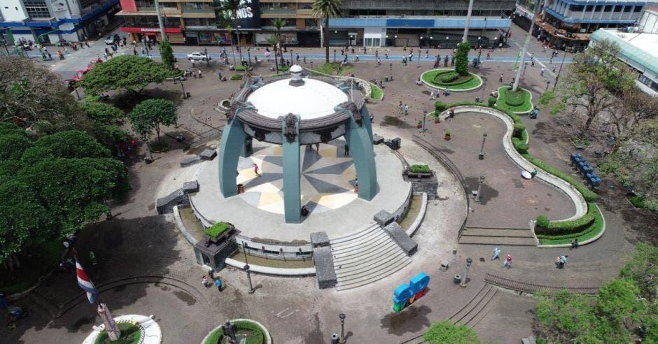 Parque Central de Costa Rica