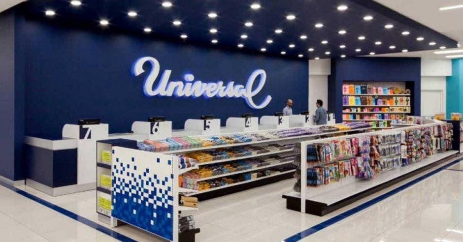 Tienda Universal