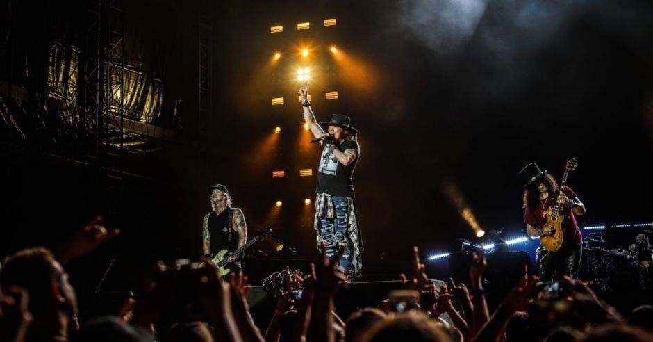 de Guns N' Roses.