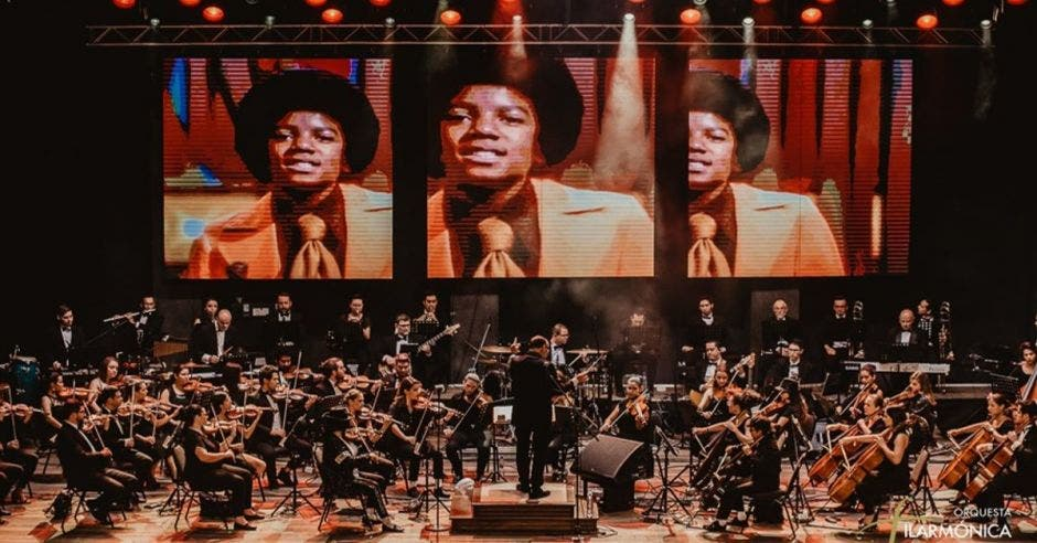 Concierto de Michael Jackson