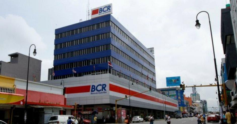 Edificio BCR en San José