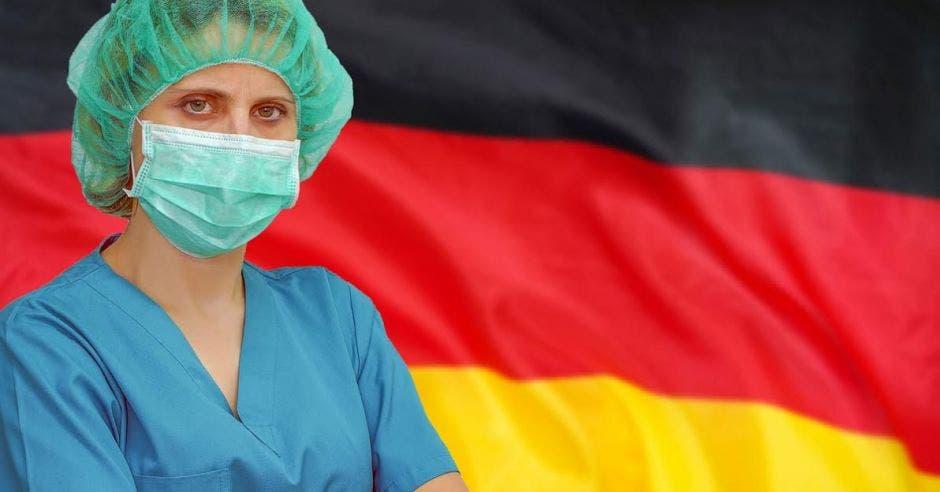 Los casos nuevos del Coronavirus en Alemania están dando señales de dejar de crecer. Shutterstock/La República.